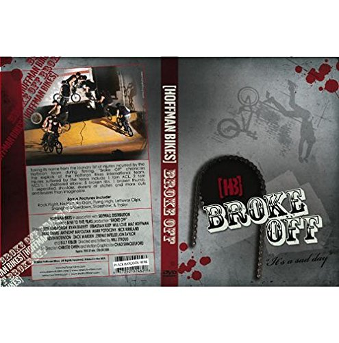 Used, Hoffman Bikes Broke Off BMX DVD for sale  Delivered anywhere in UK