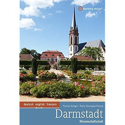 Darmstadt - Wissenschaftsstadt: Farbbildband