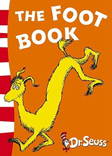 The Foot Book: Blue Back Book (Dr. Seuss - Blue Back Book)