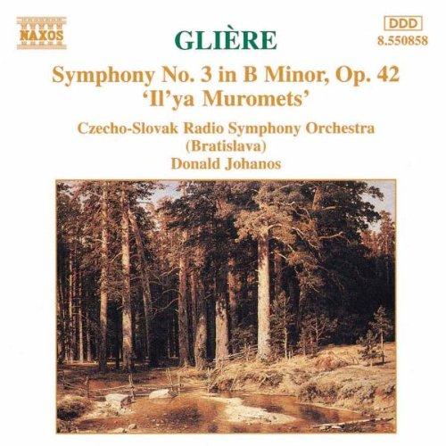 Sinfonia N.3 Op.42  Il'ya Muromets