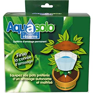 Aquasolo 06006 Pflanze, selbstklebend, mit Bewässerungssystem