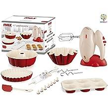 Max Casa I03255 Kit Pasticciere, 200 Watt