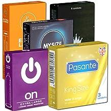 übergroße kondome