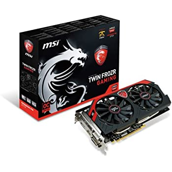 MSI R9 270X GAMING 2048MB GDDR5 256bit 16x PCI-E H