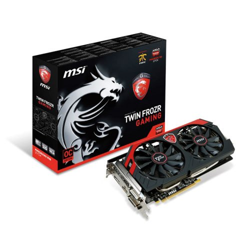 MSI R9 270X Gaming 2048MB GDDR5 256bit 16x PCI-E H -