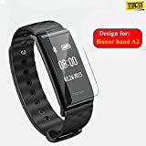 #10: Taslar® Front Screen Scratch Guard Protector For Honor Band A2 - (Pack Of 2)