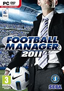 Football Manager 2011 (PC) (DVD) [Import UK] [Windows 7 | Windows Vista]