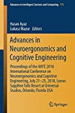 Advances in Neuroergonomics and Cognitive Engineering (Advances in Intelligent Systems and Computing, Band 775)