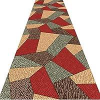 HGXC Alfombra Alfombra, Pasillo de la Alfombra del Dormitorio de la Sala de Estar Llena de Simples tapetes nórdicos de la cabecera (Tamaño : 1.2 x 5m)