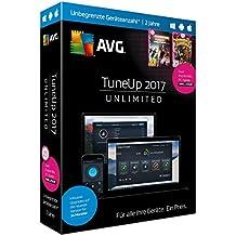 S.A.D AVG TuneUp 2017 Unlimited - Unbegr. Geräteanzahl - 2 Jahre - Sommer-Edition