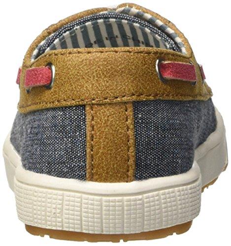 BATA  2199174, Chaussures souple pour bébé (garçon) - bleu - bleu Bleu