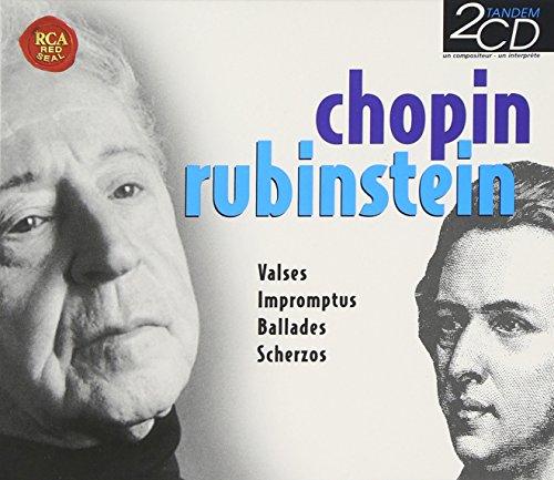 CHOPIN - Rubinstein - Valses, Impromptus, Ballades, Scherzos