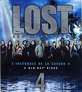 Lost - Intégrale saison 4 [Blu-ray]