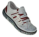 Bootsland 915 Sneaker Skater Schnürer Schuhe Rahmengenäht Damen, Schuhgröße:40