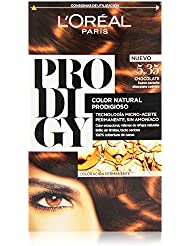 PRODIGY permanents couleur 4 pcs 5,35 chocolat