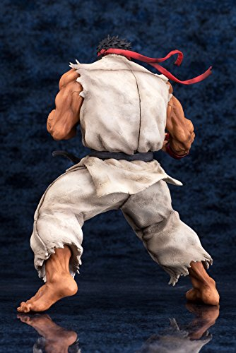 "GOOD SMILE COMPANY EJ91142 1: Escala 8 ""Street Fighter III 3rd Strike Fighters PVC Legendario Ryu Estatua 3"
