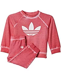 adidas I Tery Crew Survêtement Fille