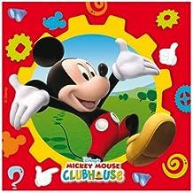 Amscan Lunch - Tovaglioli Mickey Club House