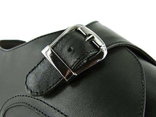 J.BRADFORD Chaussures avec Boucle JB-ROMONT Noir Noir