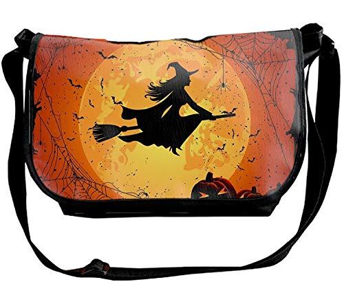 (PhqonGoodThing Custom Halloween Of Terror Single Shoulder Slant Sling Bag Crossbody Bag)
