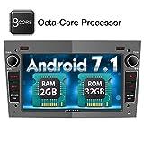 PUMPKIN Android 7.1 Octa Core Autoradio Multimedia Player 32GB