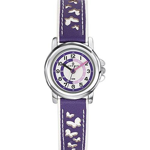 Certus–Reloj de cuarzo unisex analógica y correa de plástico 647588