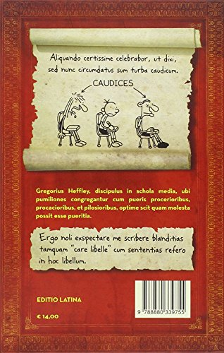 Commentarii de Inepto Puero. Ediz. latina (Il Castoro bambini)