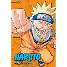 Naruto (3-in-1 Edition) Volume 7