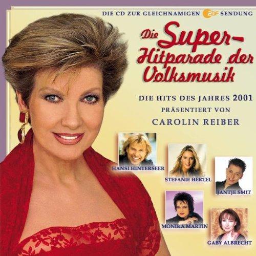 Preisvergleich Produktbild Super-Hitparade Volksmus.2001