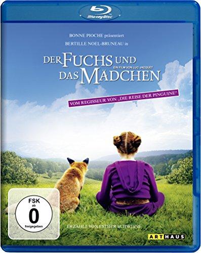 Bild von Der Fuchs und das Mädchen [Blu-ray]