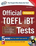 #6: Official Toefl IBT Tests - Vol. 2 (With Dvd)