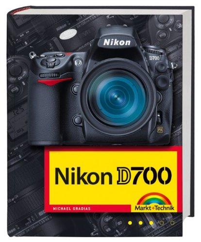 Preisvergleich Produktbild Nikon D700 (Kamerahandbücher)