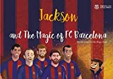 The Magic of FC Barcelona - Personalised children's book (English)