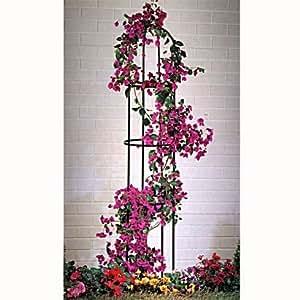 rankhilfe rosenbogen obelisk rosens ule garten deko f r. Black Bedroom Furniture Sets. Home Design Ideas