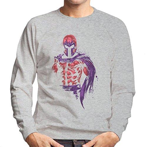 X Men Magnetic Warrior Magneto Men's Sweatshirt