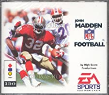 John Madden NFL Football - 3DO - PAL