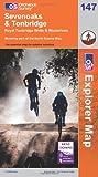 Sevenoaks and Tonbridge (Explorer Maps) (OS Explorer Map)