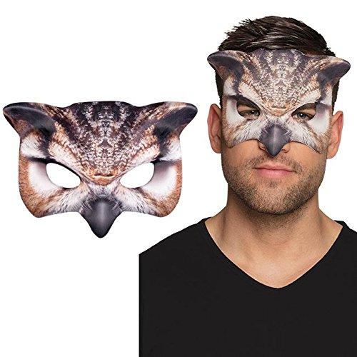 achsene Einheitsgröße (Eule Masken)