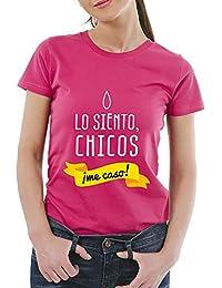 CALLE DEL REGALO Regalo para Despedida de Soltera: Camiseta para Regalar a la Novia