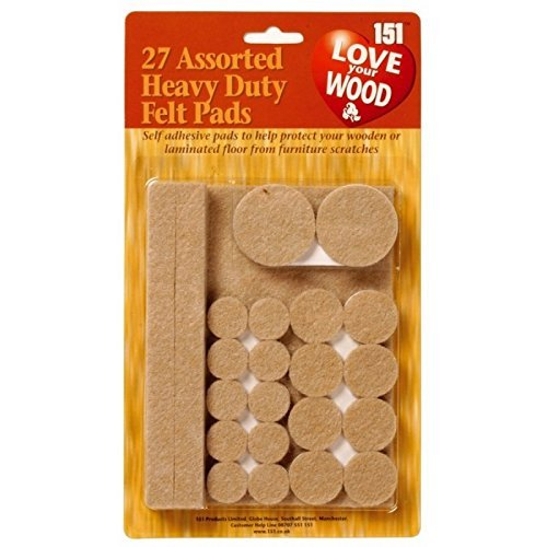 54-assorted-heavy-duty-felt-pads-2-packs-of-27