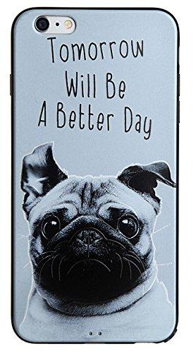 Voguecase® für Apple iPhone 7 4.7 hülle, Schutzhülle / Case / Cover / Hülle / TPU Gel Skin (Mathematik Formel 01) + Gratis Universal Eingabestift A Better Day