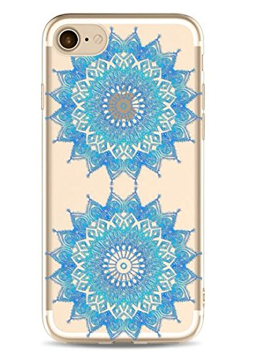 Cover Per iPhone 5C,Hippolo Custodia Protettiva Shell Case Cover Per iPhone 5C in Silicone TPU (Per iPhone 5C, 10) 2
