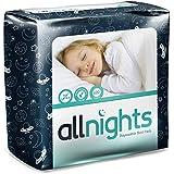 Drylife All Nights Empapadores Desechable para Incontinencia - 60x60cm (4 Paquetes de 20)