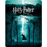 Harry Potter and the Deathly Hallows Part 1 Limited Edition Steelbook [Blu-ray] [Region Free]