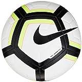 Nike Strike Team Fußball Mehrfarbig (weiß/Volt schwarz), 4