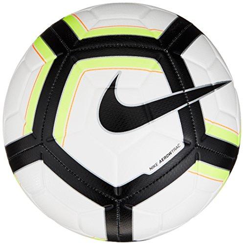 Nike Unisex - Erwachsene NK Strk Team Ball,Mehrfarbig (weiß / volt / schwarz / schwarz), 5 -