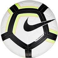 Nike Nk Strk Team Balón de fútbol, Unisex Adulto, Blanco (White/Volt Black), 4