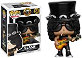 Funko 10687 POP Vinylfigur: Rocks: GN'R Slash, Multi, Einheitsgröße