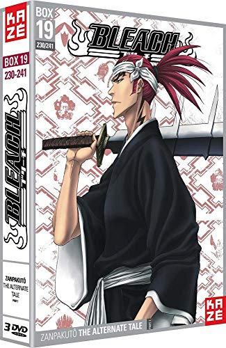 Bleach Box 19 Saison 5