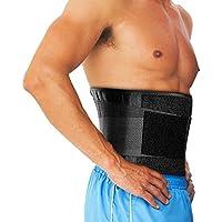 Talla XS-XXXL Tonifica y ayuda a eliminar el exceso de agua para conseguir un vientre plano Cintur/ón adelgazante para Hombre y Mujer// Efecto adelgazante VEOFIT Cintur/ón Abdominal de Sudoraci/ón
